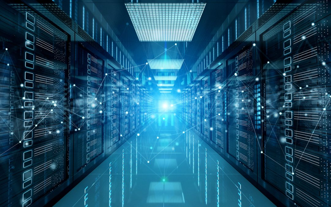 Reinventing Data Centers to Meet the New Demands of Blockchain and AI